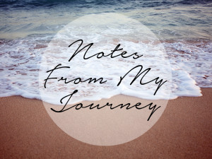 Notes From My Journey