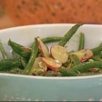 Honey Mustard-Dressed Green Bean Salad