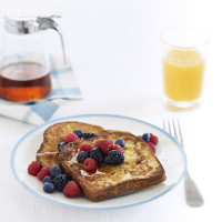 Healthy Makeover: French Toast