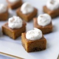 Pumped Up Pumpkin Pie Bites